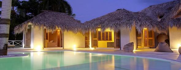 Luxury villa in the Dominican Republic