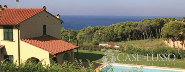 Exclusive Villas in beautiful natural surroundings, only 900 m from the sea