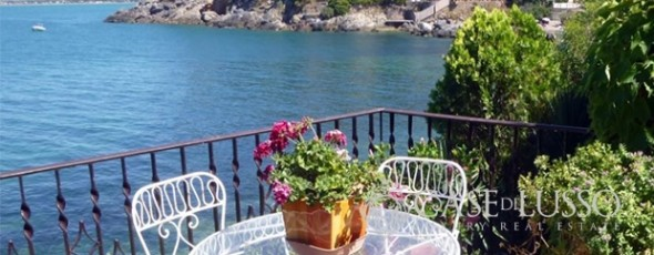 Villa by the sea with private pier at the Argentario