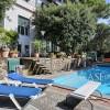 Villa nel verde vista mare con piscina
