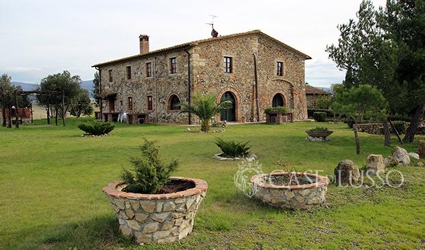 Tipico casolare toscano a solo 10 minuti dal mare case - Casali antichi ristrutturati ...